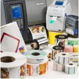 quanto custa impressora de etiqueta adesiva no Piqueri